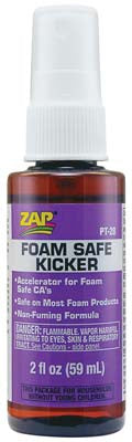 Pacer Technology's Foam Safe Kicker 2 Oz PAAPT28