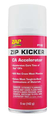 Pacer Technology's Zip Kicker Aerosol 5 Oz PAAPT50