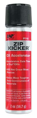 Pacer Technology's Zip-Kicker Spray 2 Oz PAAPT15