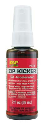 Pacer Technology's Zip Kicker 2 Oz Pump PAAPT715