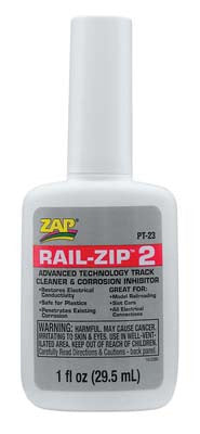 Pacer Technology's Rail Zip Cleaner PAAPT23