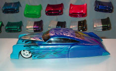 Parma 1/10 Gangstar Custom 200mm Body PAR10152