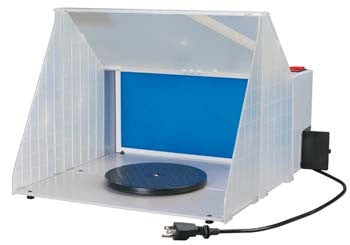 Paasche HB-16-13 Hobby Spray Booth PASHB1613