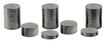 Pinecar Tungsten Incremental Cylinder Weights 2oz PINP3914