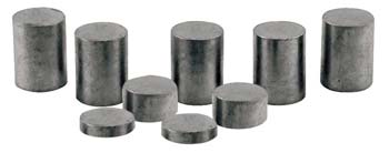 Pinecar Tungsten Incremental Cylinder Weights 3oz PINP3915