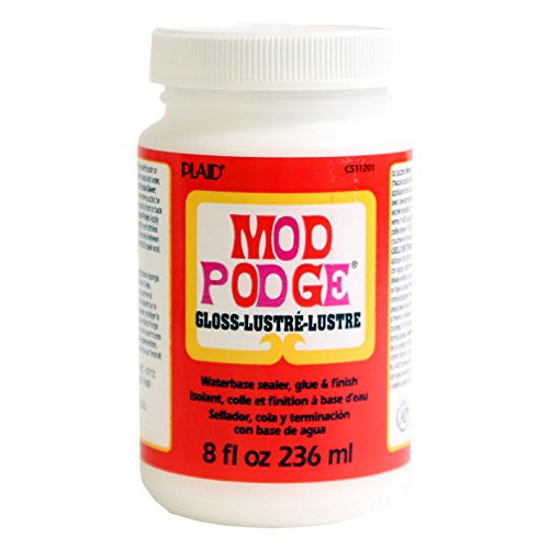 Modge Podge Regular 8oz Gloss PLDCS11201