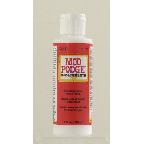 Plaid Enterprises Modge Podge Regular Gloss 4oz PLDCS11205