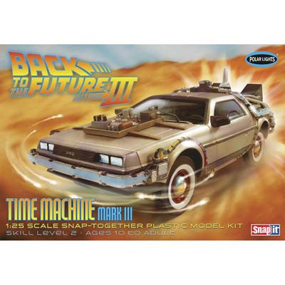 Polar Lights 1/25 Back To The Future III Time Machine POL926/12