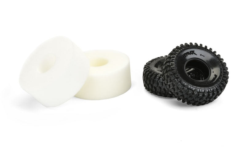 "Pro-Line Hyrax 2.2"" Predator (Super Soft) Rock Terrain Truck Tires (2pcs) for Front or Rear  PRO10132-03"
