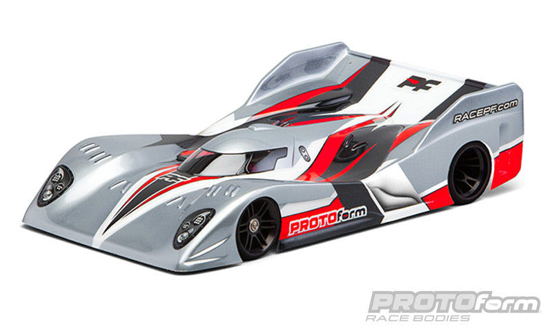 PROTOform Strakka-12 PRO-Lite Clear Body for 1/12 Scale PRM1614-15