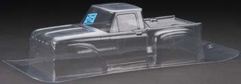 Pro-Line '66 Ford F-100 Clear Body Stampede PRO3412-00