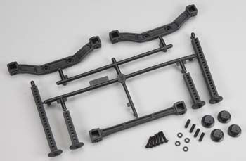 Pro-Line Extended Front/Rear Body Mounts Slash 4x4 PRO6087-00
