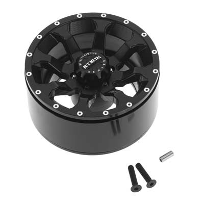 "RC4WD Z-Q0089 Mickey Thompson Metal Series MM-366 1.9"" Single Beadlock Wheel RC4Z-Q0089"