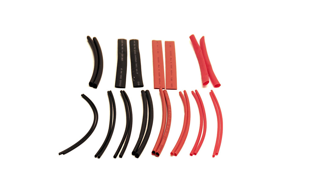 Racers Edge 24 pc. Heat Shrink Tubing Assortment  RCE1303