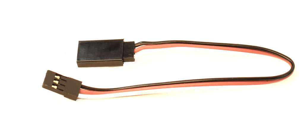 "Racers Edge 6"" (152mm) Universal Servo Extension 22AWG RCE1641"