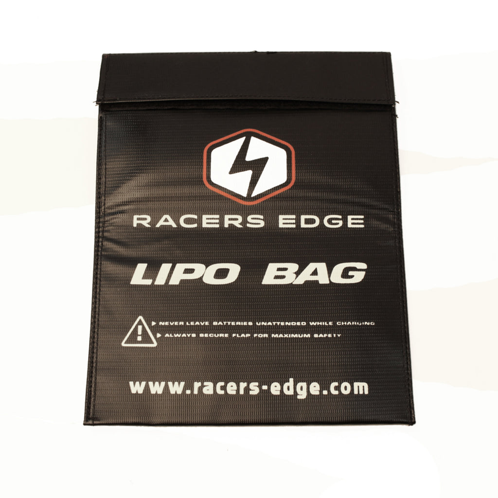 Racers Edge LiPo Battery Charging Safety Sack (300mmx220mm) RCE2103