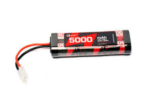 Racer's Edge 5000mAh 7.2V 6 Cell NiMh Battery Pack with Tamiya Plug RCESP5000