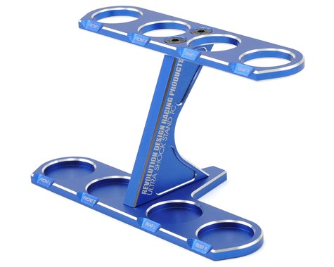Revolution Design Ultra Shock Stand TC (Blue) RDRP0222-BLU