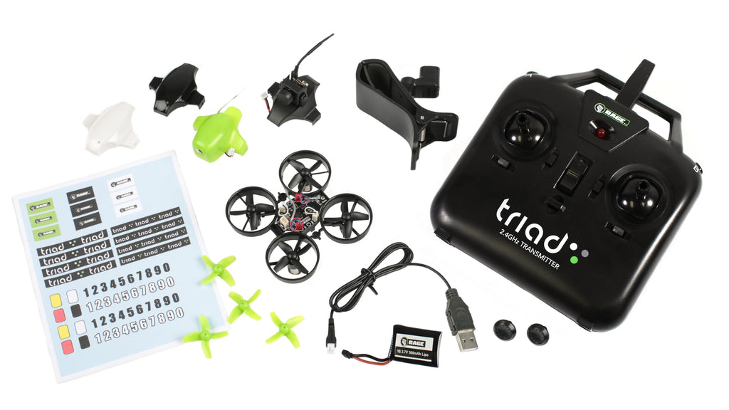 Rage Triad FPV 3-in-1 Pocket Drone RGR4300