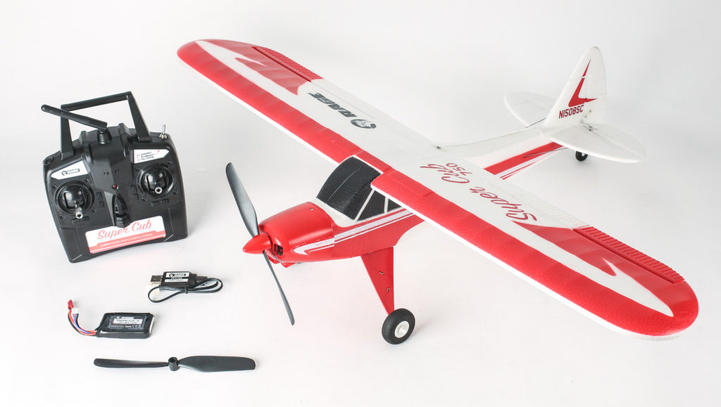 Rage Super Cub 750 RTF 4-Channel Aircraft RGRA1105