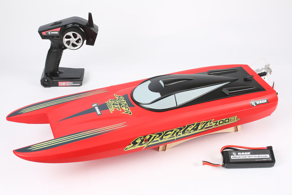 Rage Super Cat 700BL Brushless RTR Catamaran Boat RGRB1207