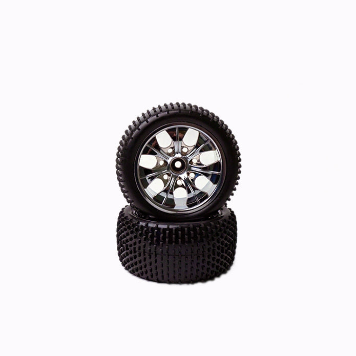 Rage Rear Tires/Wheels (Pair): R10ST RGRC1050