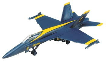 Revell 1/72 Snap F-18 Blue Angel RMX851185