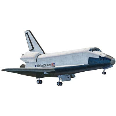 Revell 1/250 Space Shuttle SnapTite RMX851393