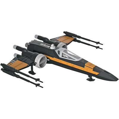 Revell 1/78 Poe's Boosted X-Wing Fighter RMX851671