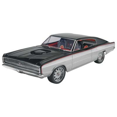 Revell 1/25 67 Dodge Charger 426 RMX854051