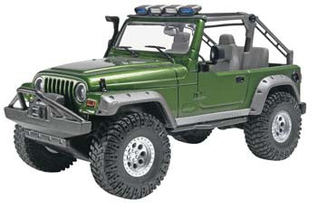 Revell 1/25 03 Jeep Rubicon RMX854053