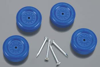 Revell Official BSA Wheel & Axle Set Blue RMXY9611