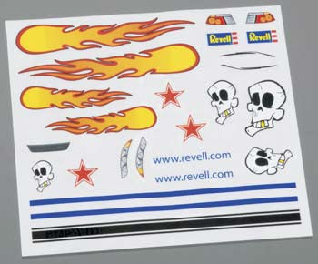 Revell Peel & Stick Decal C RMXY9629
