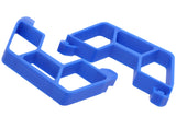 RPM Blue Nerf Bars Traxxas LCG Slash 2wd RPM73865