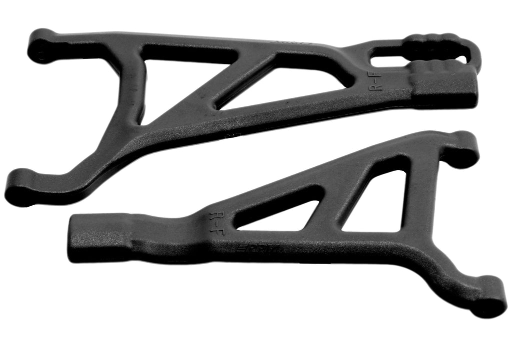 RPM Front Right A-Arms, for Traxxas E-Revo 2.0 Brushless Truck, Black RPM81462