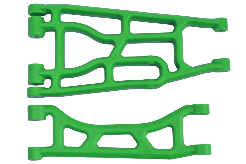 RPM Upper/Lower A-Arms Green X-Maxx RPM82354