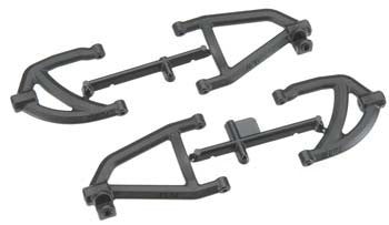 RPM Black Rear A-Arms 1/16 RPM80672