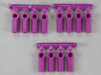RPM Heavy Duty Rod Ends-Purple RPM73378