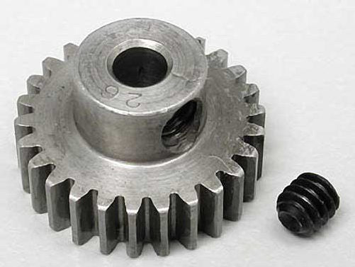 Robinson Racing 26 Tooth Absolute Pinion 48 Pitch RRP1426