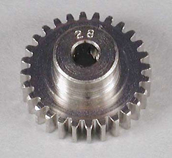 Robinson Racing 48p 28t Pinion Gear RRP1028