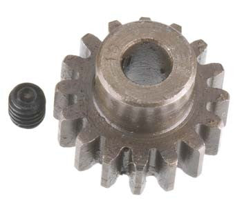 Robinson Racing 16t Pinion Gear Xtra Hard 5mm RRP1216