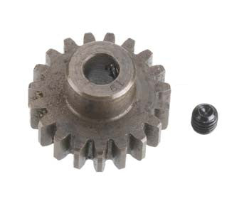 Robinson Racing 19t Pinion Gear Xtra Hard 5mm RRP1219