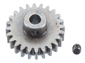 Robinson Racing 24t Pinion Gear Xtra Hard 5mm RRP1224