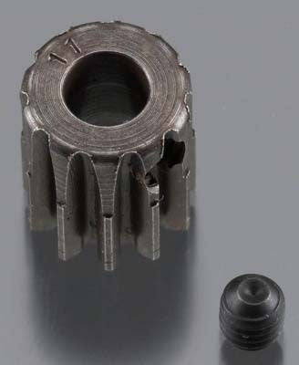 Robinson Racing Xtr Hrd Pinion 5mm 11t RRP8711