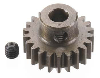 Robinson Racing 22t Pinion Gear Xtra Hard 5mm 8 Mod RRP8722