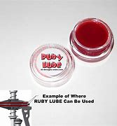 Dg Design Ruby Lube Dampener Grease DGD3C001