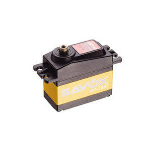 Savox .07/139 Coreless Digital Servo Standard SAVSC1257TG