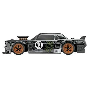 HPI115990 RS4 Sport3, Ken Block, 1965 Ford Mustang Hoonicorn RTR, 1/10 Scale Rally Car