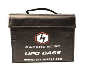 Racers Edge LiPo Battery Charging Safety Briefcase RCE2104