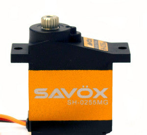 Savox Micro Digital Metal Gear Servo .13/54 SAVSH0255MG